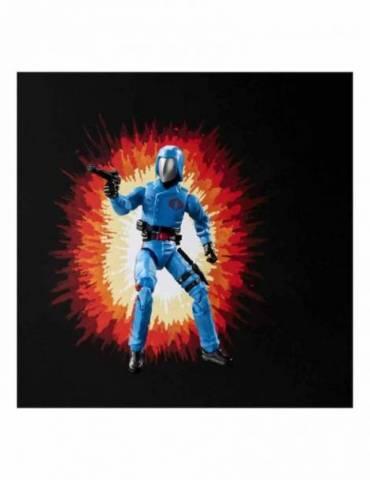 Figura Gijoe Retro Series: Cobra Commander 12 cm