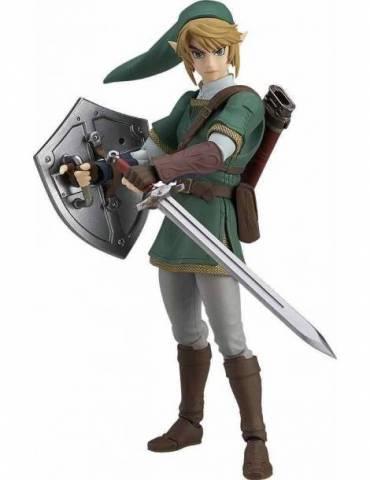 Figura The Legend of Zelda Figma: Link Twilight Princess DX Edition 14 cm