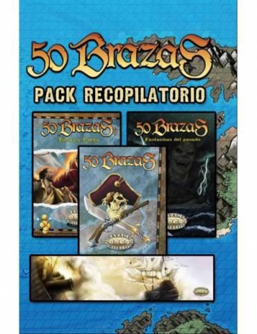 Pack 50 Brazas