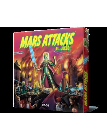 Mars Attacks: el juego