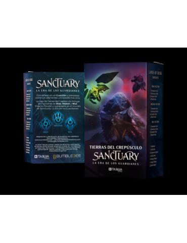 Sanctuary: LEG - Tierras del Crepúsculo