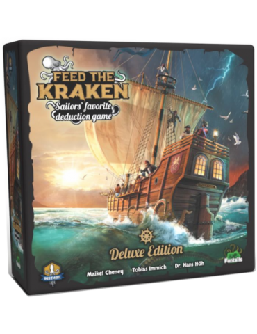 Feed The Kraken: Edición Deluxe