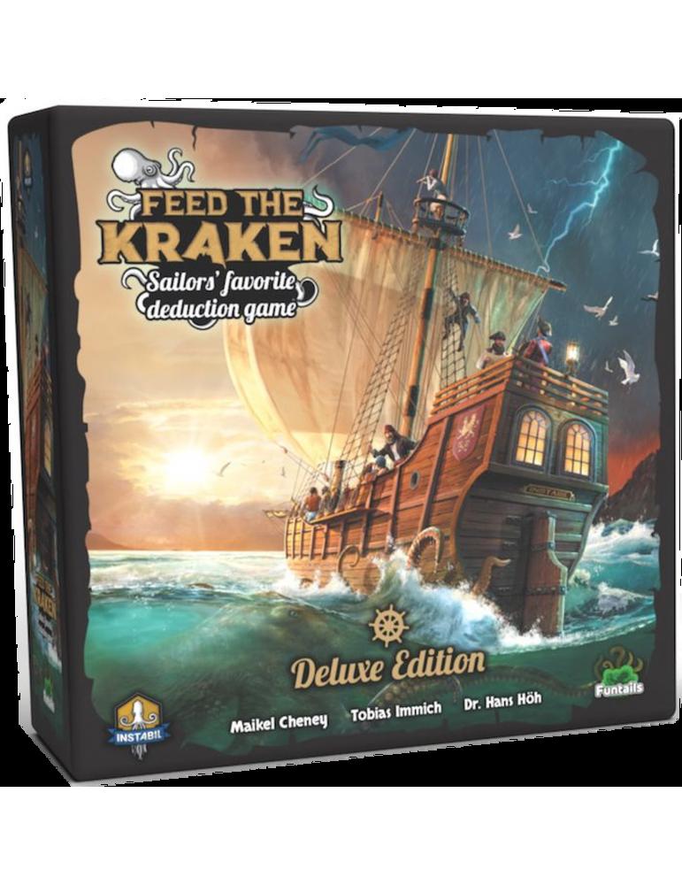 Feed The Kraken: Edición Deluxe