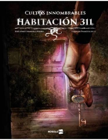 Habitación 311: Códigos Pnakóticos 1.1?