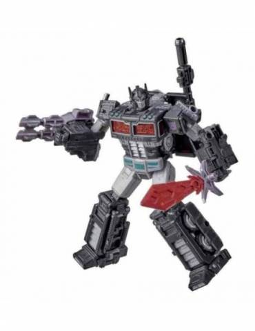 Figura Transformers Generations WFC Leader Spoiler Pack: Nemesis Prime 18 cm