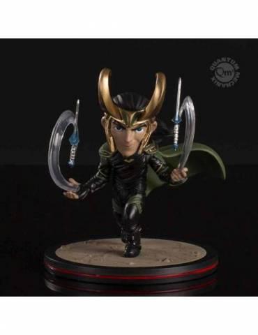 Figura Marvel Q-Fig Diorama: Loki 10 cm