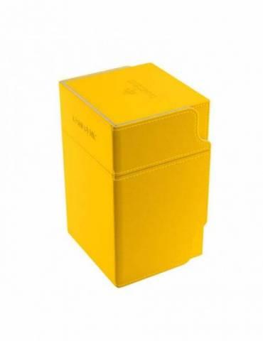 Caja para cartas Gamegenic: Watchtower 100+ Convertible Yellow