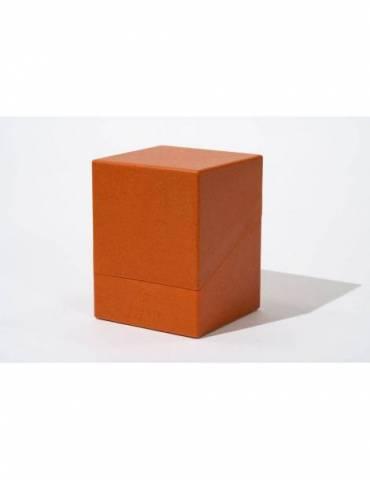 Caja para cartas Ultimate Guard Return to EarthTamaño Estándar: Naranja (100+)