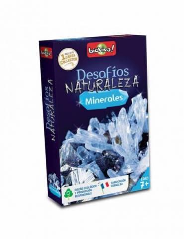 Desafíos de la Naturaleza: Minerales