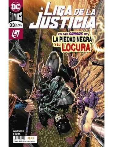 Liga de la Justicia núm. 111/ 33