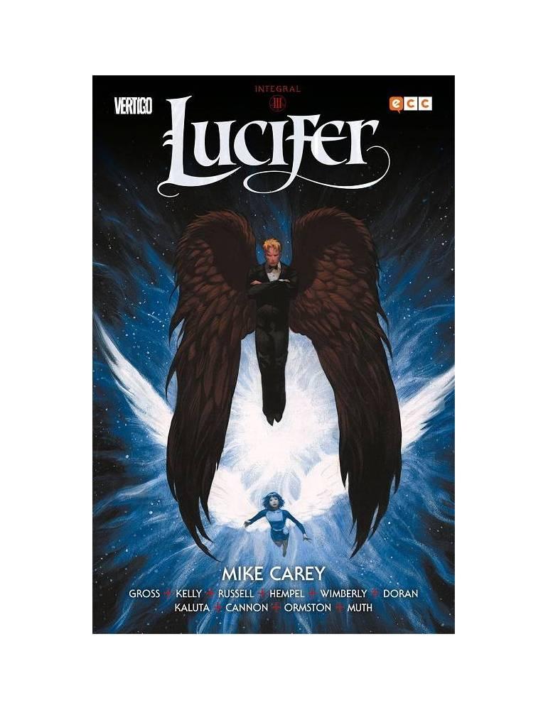 Lucifer: Integral vol. 03 de 3 (Segunda edición)