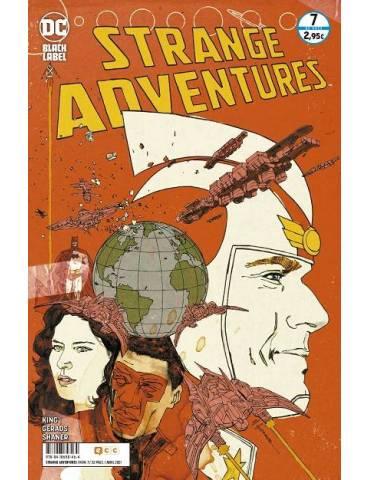 Strange Adventures núm. 07 de 12