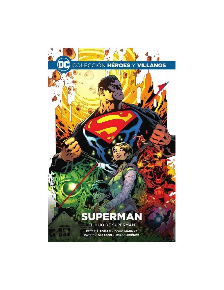 Colección Héroes y villanos vol. 06 - Superman: El hijo de Superman