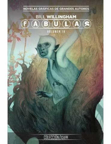 Colección Vertigo núm. 59: Fábulas 19