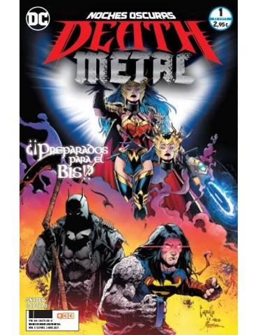Noches oscuras: Death Metal núm. 01 de 7