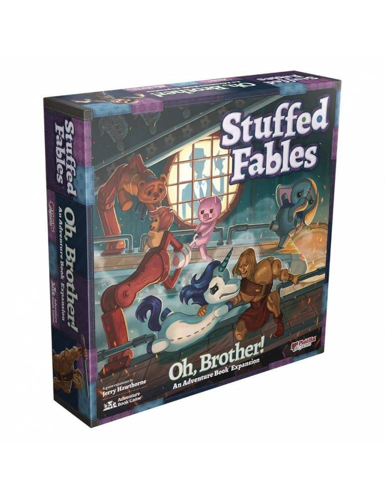 Stuffed Fables: Oh