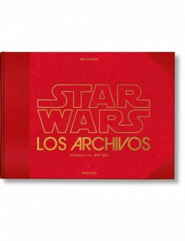Los Archivos de Star Wars 1999-2005 (Episodios I-III)