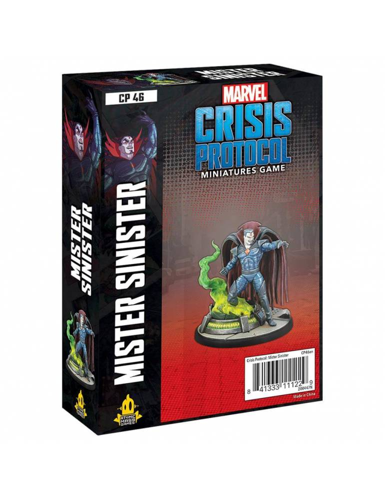 Marvel: Crisis Protocol - Mr Sinister