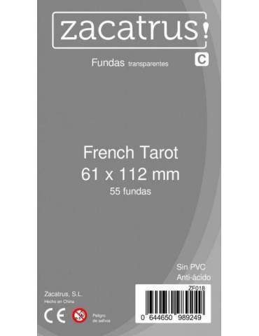 Fundas Zacatrus French...