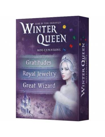 Winter Queen: Mini Expansions