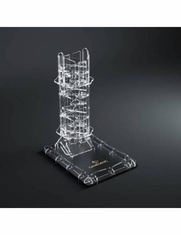 Torre de dados Gamegenic Crystal Twister