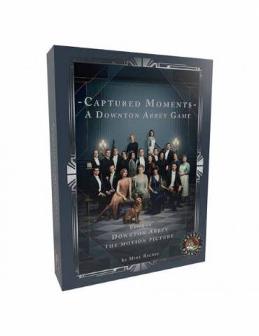 Captured Moments: A Downtown Abbey Game