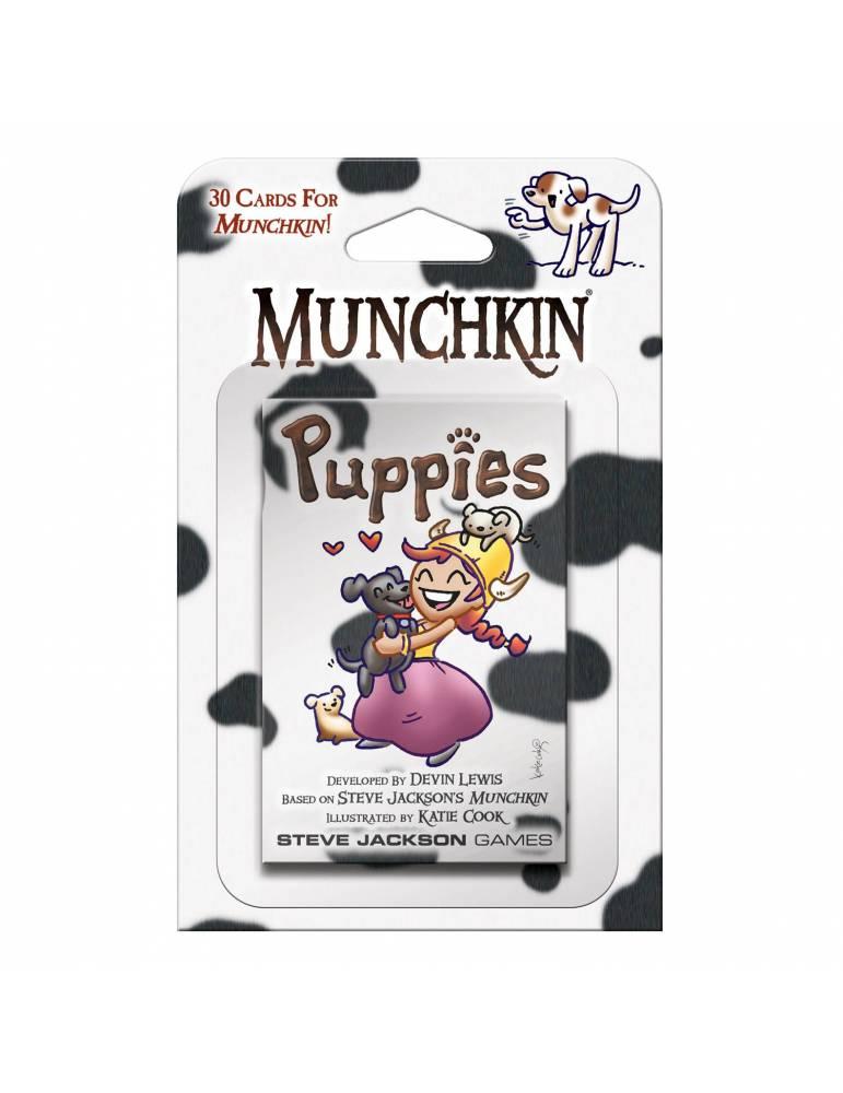 Munchkin Puppies (Reprint)