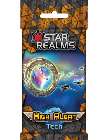 Star Realms: High Alert - Tech