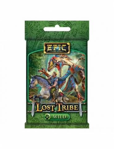 Epic Card Game: Lost Tribe - Wild