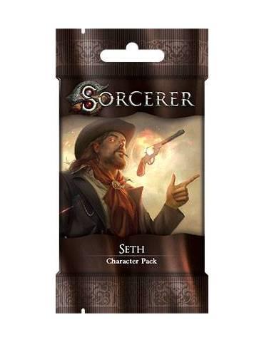 Sorcerer: Seth Character Pack