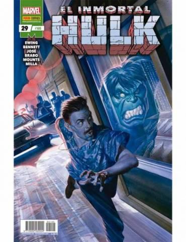 El Increible Hulk V.2 105 (El Inmortal Hulk 29)