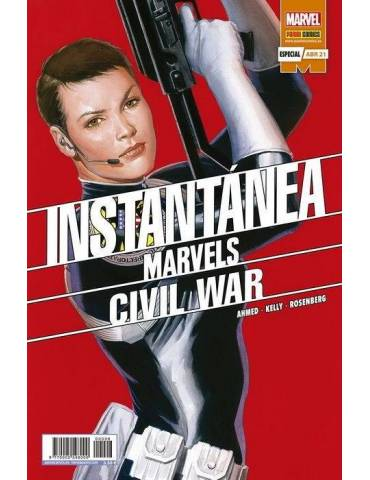 Instantanea Marvel 07: Civil War