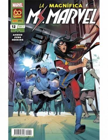 La Magnifica Ms. Marvel 12