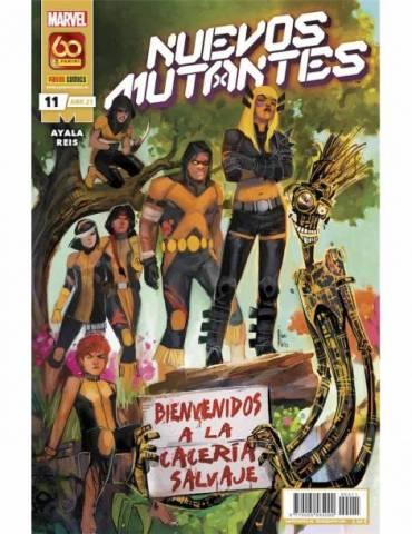 Nuevos Mutantes 11