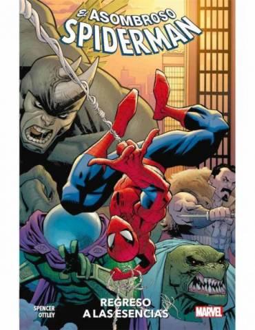 Marvel Premiere. El Asombroso Spiderman 01: Regreso a las Esencias