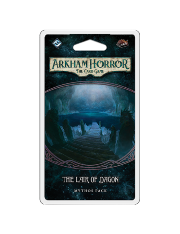 Arkham Horror: The Card Game - The Lair of Dagon: Mythos Pack