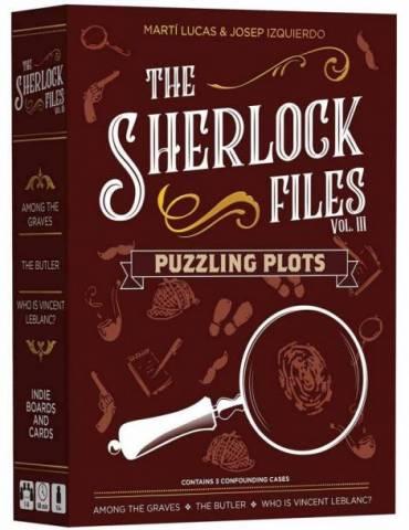 The Sherlock Files: Vol III - Puzzling Plots