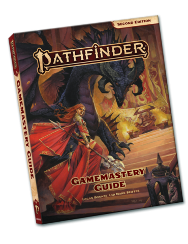 Pathfinder Gamemastery Guide Pocket Edition