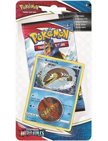Pokémon Sword & Shield 5 Battle Styles: Checklane Blister - Arrokuda