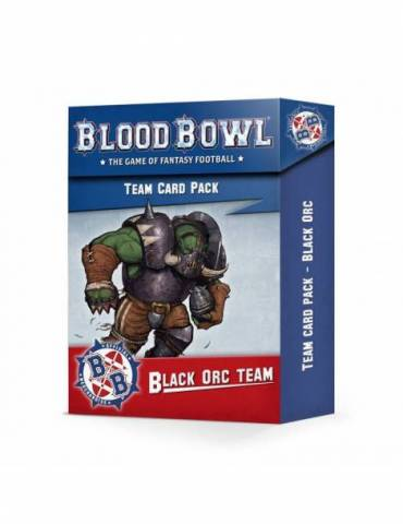 Black Orc Team Card Pack (Inglés)