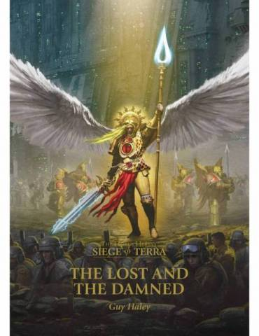The Lost and the Damned (Paperback) The Horus Heresy: Siege of Terra Book 2 (Inglés)