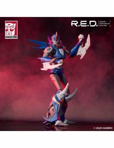 Figura Transformers Movie R.E.D.: Arcee