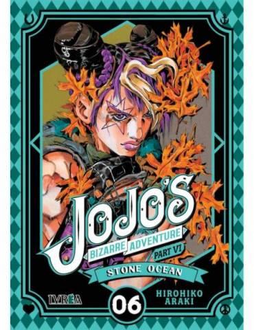 Jojo's Bizarre Adventure Parte 6: Stone Ocean 06
