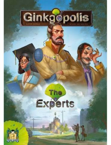 Ginkgopolis: The Experts