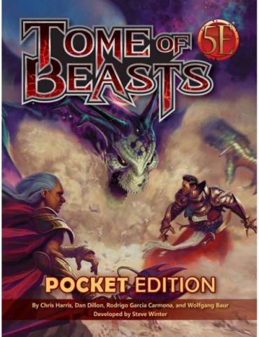 Tome of Beasts 2: 5 Edition (Pocket Edition)