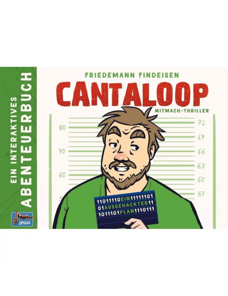 Cantaloop: Book 2 - A Hack of a Plan