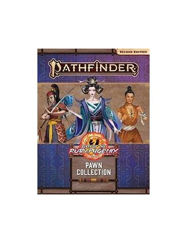 Pathfinder Fists of the Ruby Phoenix Pawn Collection