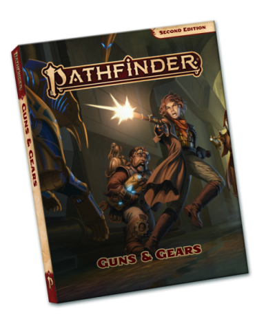 Pathfinder Guns & Gears Pocket Edition