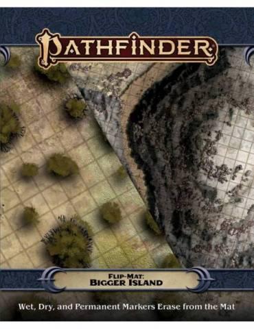 Pathfinder Flip-Mat: Bigger Island