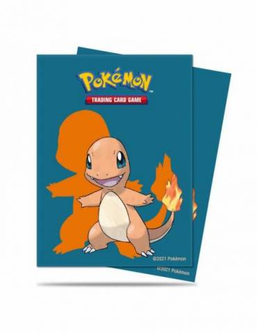 Fundas Ultra Pro pokémon: Charmander